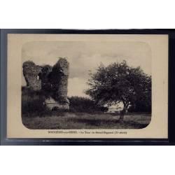 78 - Bonnières-sur-Seine - la Tour du Mesnil-Regnard Xe siècle - Non voyagé