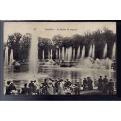 78 - Versailles - le bassin de Neptune - Voyagé - Dos divisé