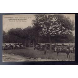 78 -  Sainte-Mesme - Ecole 13e d' Artillerie 2 Cie - réserve générale des p