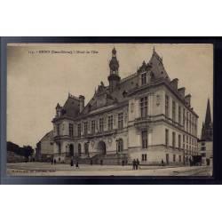 79 - Niort - Hôtel de Ville - Non voyagé - Dos divisé
