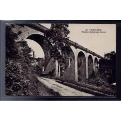 81 - Carmaux - Viaduc de Sainte-Cécile - Non voyagé - Dos divisé