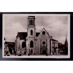 81 - Agen - la Cathédrale - Voyagé - Dos divisé
