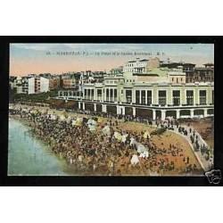 64 - Biarritz - La plage et le casino municipal