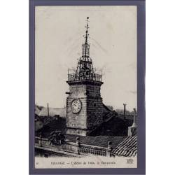 84 - Orange - l' Hôtel de Ville - le Campanile - Non voyagé - Dos divisé