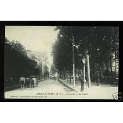 64 - Salies de Bearn - Cours du jardin public