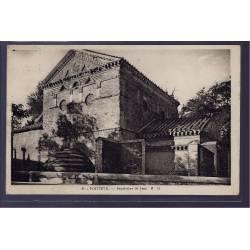86 - Poitiers -  Baptistère St-Jean - Voyagé - Dos divisé