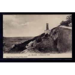 90 - Belfort - La Miotte et la Vallée - Non voyagé - Dos divisé