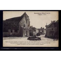 91 - Morsang-sur-Orge - L' église - Non voyagé - Dos divisé