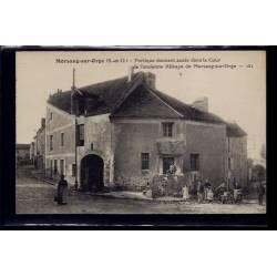 91 - Morsang-sur-Orge - Portique donnant accès dans la cour de l' ancienne