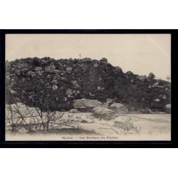 91 - Maisse - Les rochers du Poirier - Non voyagé - Dos divisé