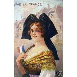 67 - Alsacienne Patriotique - Vive la France