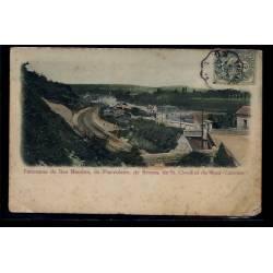 92 - Meudon - Panorama du bas Meudon - du funiculaire - de sèvres- de St-Cl