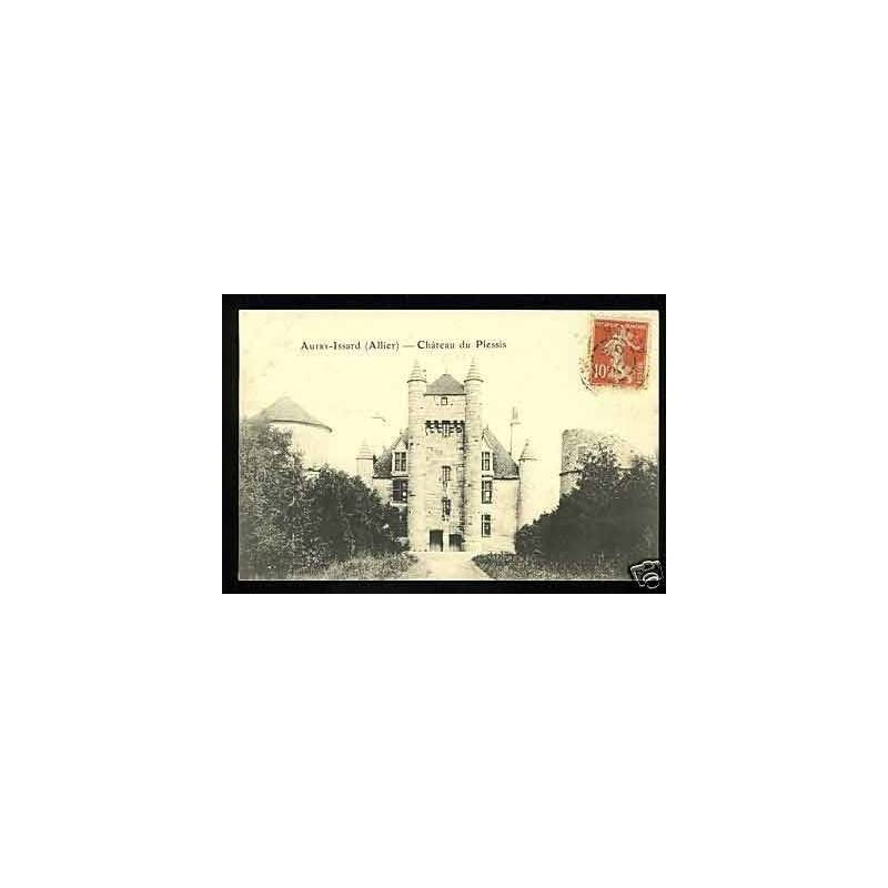 03 - Autry-Issard - Chateau du Plessis