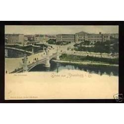 67 - Guss aus Strassburg i. E. - Die Universität