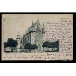 94 - Vincennes - le Fort - la chapelle du château - Voyagé - Dos non divisé