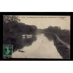94 - De la Varenne à Champigny - les Méandres de la Marne - Voyagé - Dos di