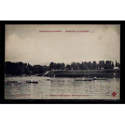 94 - Joinville-le-Pont - Nogent-sur-Marne - Courses nautiques - le départ d