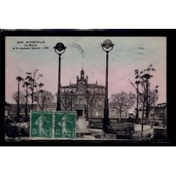 94 - Alfortville - La Mairie et le nouveau square - Voyagé - Dos divisé