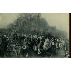 67 - L'entree des toupes francaises à Strasbourg