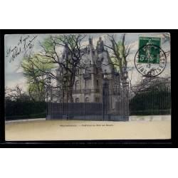 95 - Montmorency - château du Duc de Dinot - Voyagé - Dos non divisé