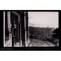 95 - Montmorency - Vue vers l' Orangerie et le Portail de l' église St-Mart