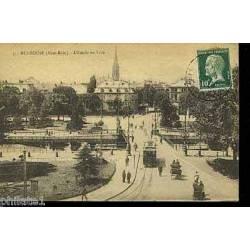 68 - Mulhouse - L'entree de la ville