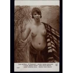 Nu artistique - Jeune femme bédouine par Everart