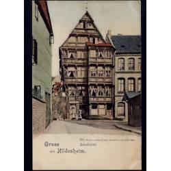 Allemagne - Gruss aus Hildesheim - Rolandhospital - 1899