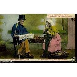 72 - Le pere Queru et Maîtresse Chantepie