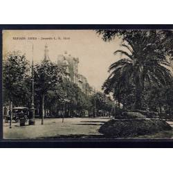 Argentine - Buenos Aires - Avenida L. N. Alem