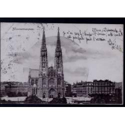 Autriche - Wien - Maximilianplatz